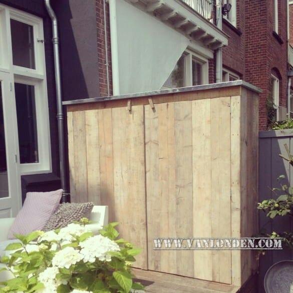 Buitenkeuken Van Steigerhout : Buitenkeuken van steigerhout (4)
