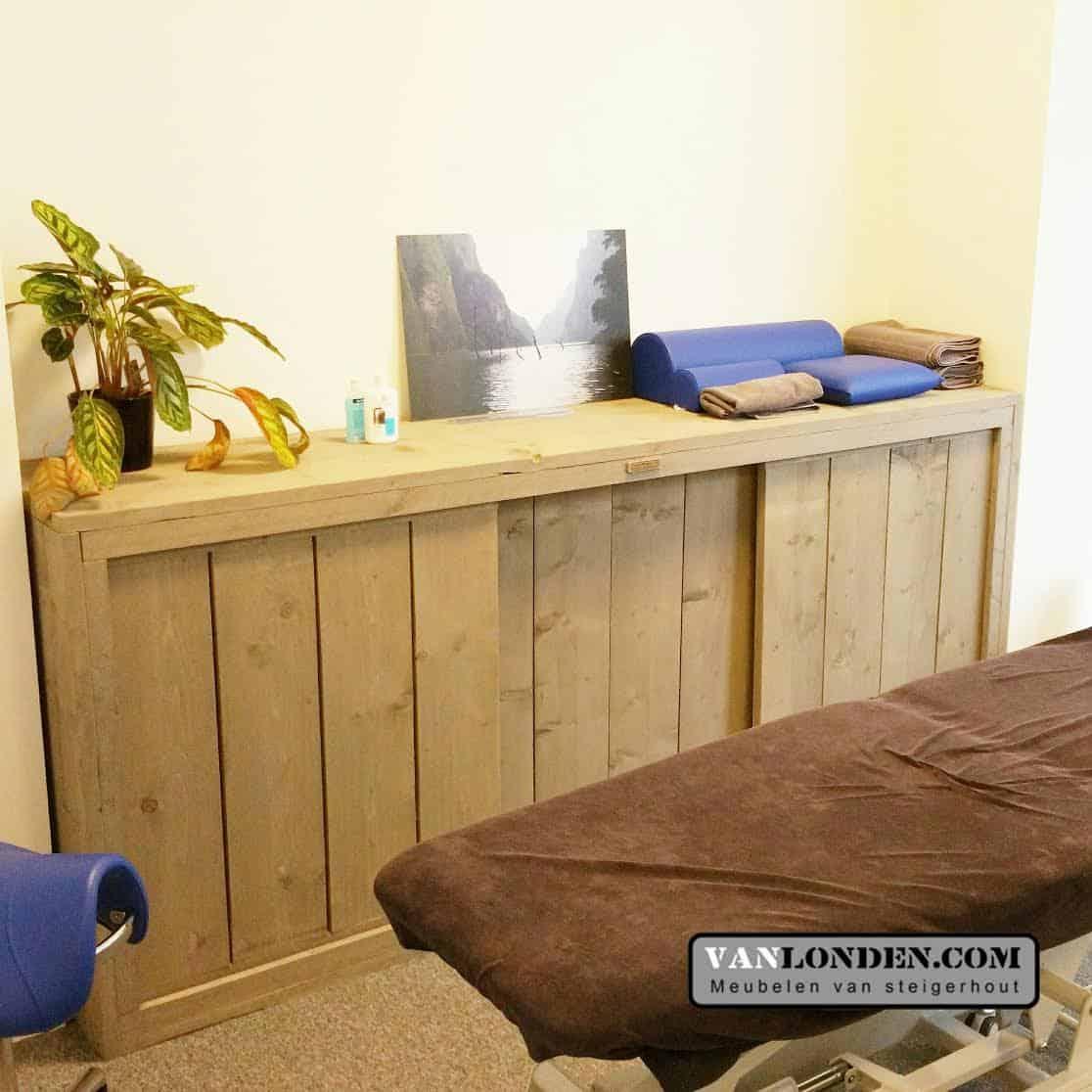 Vanlonden steigerhouten meubelen