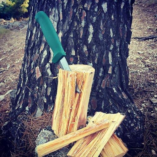 Steigerhouten meubelen voor outdoor