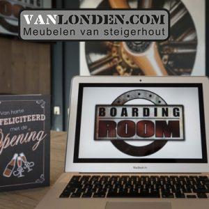 Boarding Inrichting VanlondenCom Rooom Breda International Airport 1