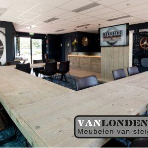 Boarding Inrichting VanlondenCom Rooom Breda International Airport