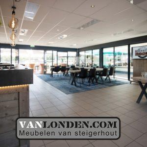 Boarding Inrichting VanlondenCom Rooom Breda International Airport overzicht