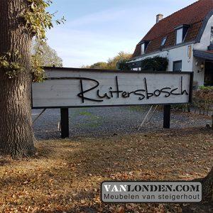 Bord Ruitersbosch resultaat