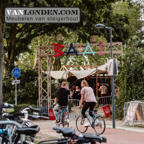Project Baai, hotspot in Breda