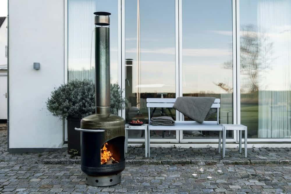 Magnifiek Buitenhaarden en kachels voor je tuin of terras bestel je bij #HE61