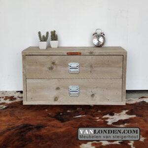 Steigerhouten dressoir Dax (Diverse steigerhouten kasten bestellen)