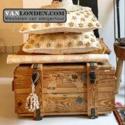 Steigerhouten kist Senne (Opbergmeubels online bestellen)