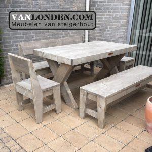 Steigerhouten stoel Renske (Steigerhouten stoelen online bestellen)