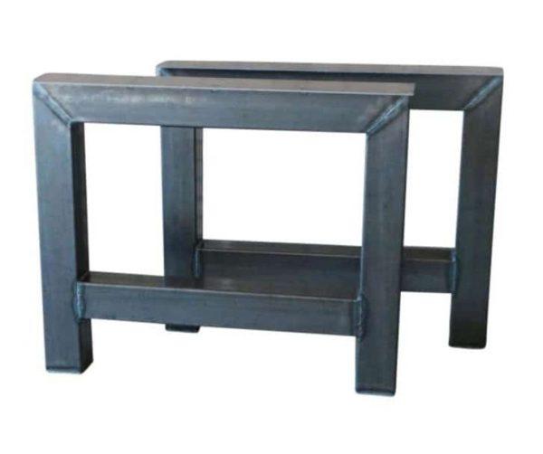 Tafel onderstel staal A Melle (Steigerhouten eettafels online bestellen)