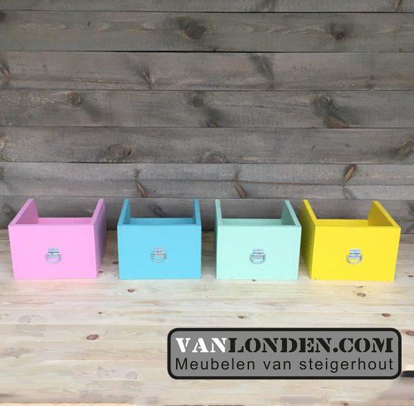 Underlayment opbergbakken Kit (Opbergmeubels online bestellen)