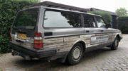 VanlondenCom steigerhout auto