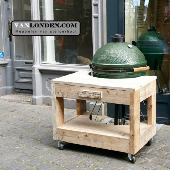 Big Green Egg ombouw Gwen (3)
