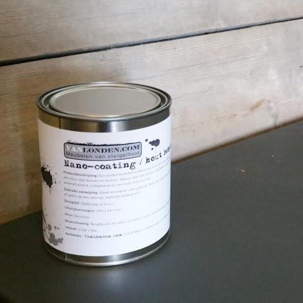 Nano coating (Doe het zelf met onze steigerhouten producten)