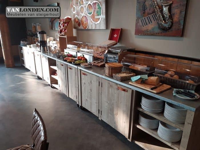 buffetkastHotel de Borgh VanLondenCom