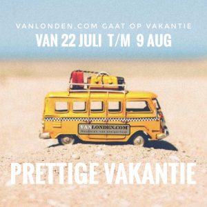 Vakantiesluiting VanLonden.Com
