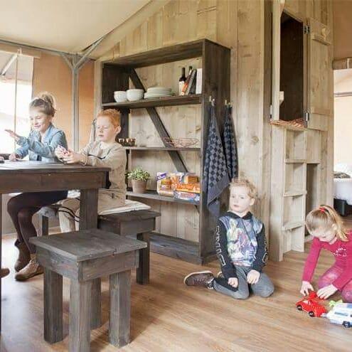 Richt jouw huis in met onze steigerhouten meubelen
