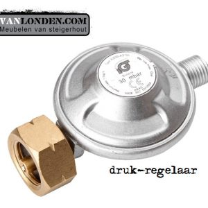 Gasdrukregelaar (Steigerhouten accessoires online bestellen)