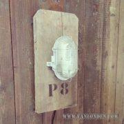 Muurlamp Mick (Diverse lampen online bestellen in onze webshop)
