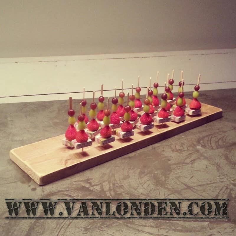 Steigerhouten party prikker Pien (Steigerhouten accessoires online bestellen)
