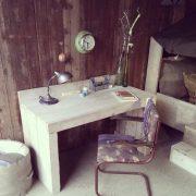 Steigerhouten bureau Ruben (Steigerhouten bureaus op maat gemaakt)