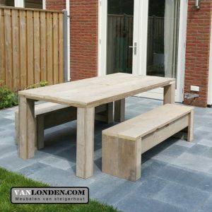 Steigerhouten tafels online bestellen