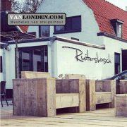 Steigerhouten fauteuil Frank (Steigerhouten stoelen online bestellen)