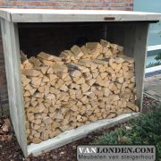 Steigerhouten houthok Maarten (Opbergmeubels online bestellen)