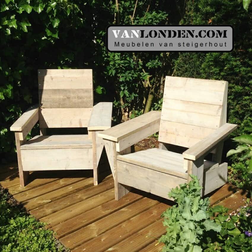 Steigerhouten stoel Piet (Steigerhouten stoelen online bestellen)