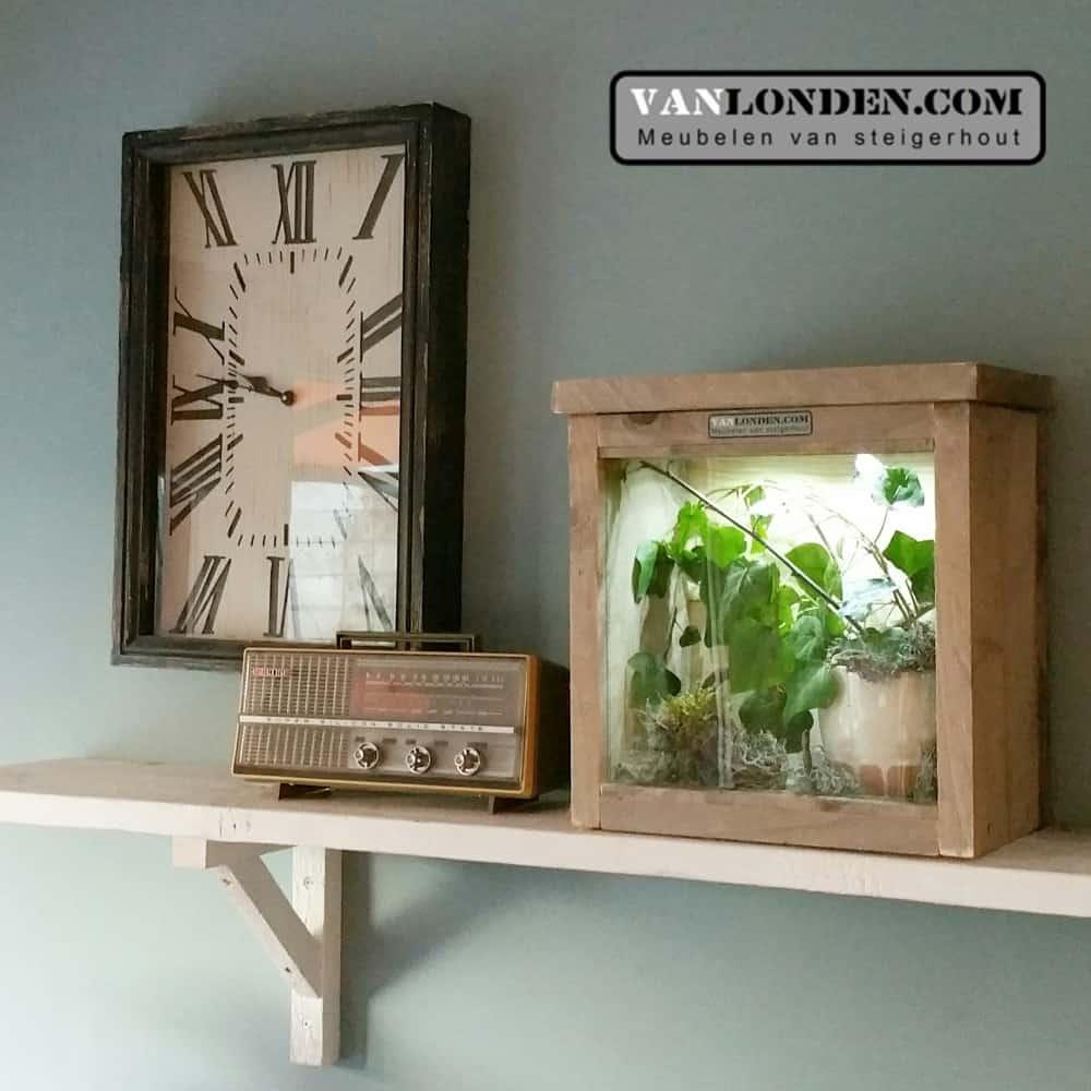 steigerhouten terrarium Joey (Steigerhouten accessoires online bestellen)