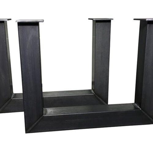 Tafel onderstel staal U Danny (Steigerhouten eettafels online bestellen)