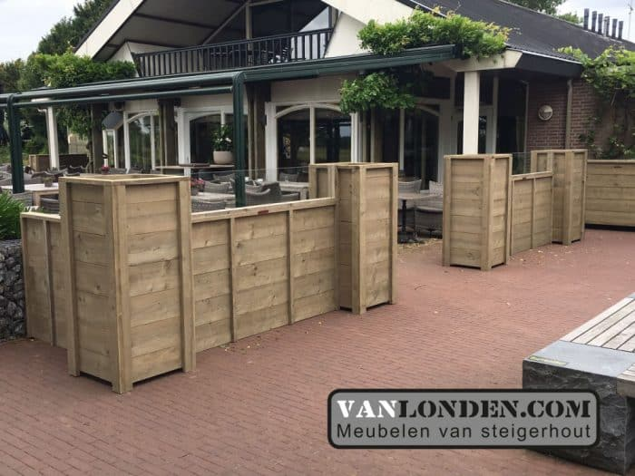 Terras Golfbaan Prinsenbosch 9